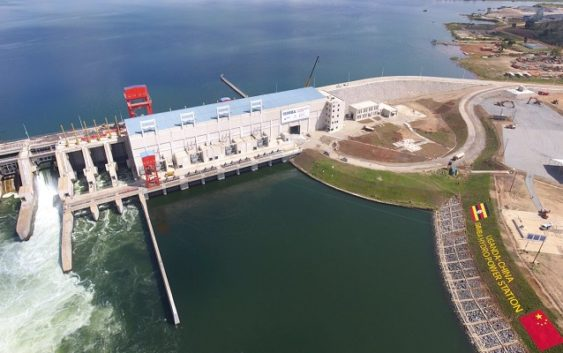 Isimba Hydropower Dam