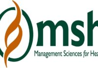 FINANCE INTERN VACANCY AT MANAGEMENT SCIENCE FOR HEALTH (MSH), NIGERIA