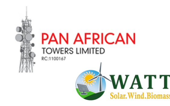 Pan African Towers (PAT) Limited and Watt Renewable Corporation sign telecom infrastructure deal