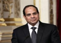 EGYPT PRESIDENT APPOINTS ARMY GENERAL AS NEW MINISTER OF TRANSPORTATION