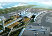 NEW INTERNATIONAL AIRPORT UNDER CONSTRUCTION IN UGANDA