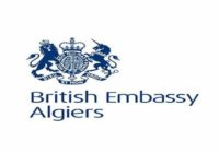 TRADE ADVISER VACANCY AT BRITISH EMBASSY, ALGERIA