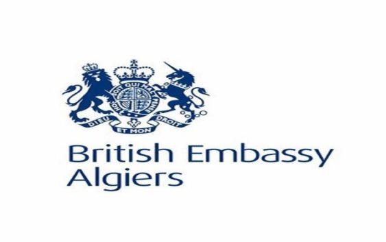 TRADE ADVISER VACANCY AT BRITISH EMBASSY, ALGERIA