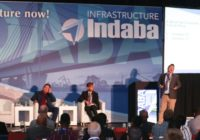 HIGHLIGHTS FROM INFRASTRUCTURE INDABA 2019 CONFERENCE