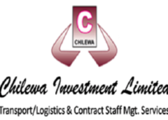 MAINTENANCE METHODS ENGINEER AT CHILEWA INVESTMENTS LIMITED