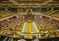 SOUTH AFRICA NATIONAL ASSEMBLY APPROVES DIVISION OF REVENUE BILL