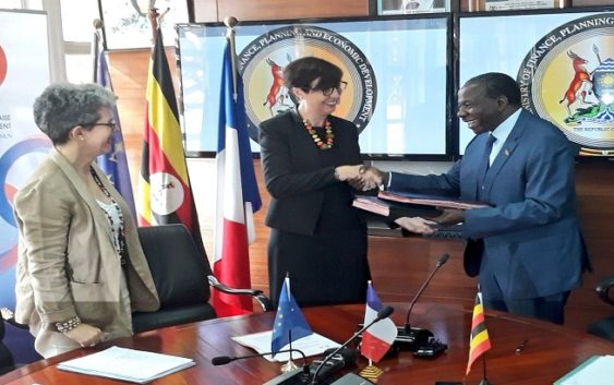 FRANCE TO SUPPORT ACCESS TO WATER AND SANITATION IN UGANDA