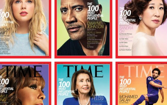 AFRICANS ON TIME'S MOST INFLUENTIAL LIST