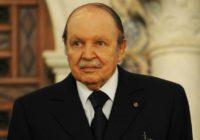 PRESIDENT ABDELAZIZ BOUTEFLIKA RESIGNS IN ALGERIA
