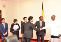 JAPANESE INVESTORS IN UGANDA KEEN ON WASTE MANAGEMENT
