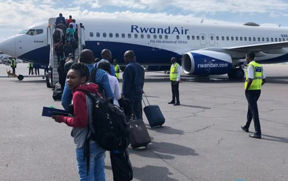 Kinshasa International Airport