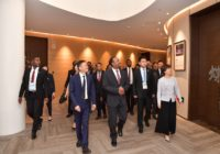 ETHIOPIA'S ABIY AHMED VISITS ALIBABA GROUP IN CHINA