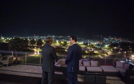 EMIR OF QATAR'S STATE VISIT SEEKS NEW AFRICAN ALLIES