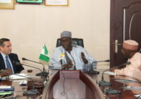 NIGERIAN ACADEMY OF ENGINEERING INDUCTS MINISTER