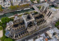 FRANCE TO LAUNCH NOTRE DAME DESIGN COMPETITION
