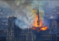 AFRICAN LEADERS REACT TO NOTRE DAME FIRE