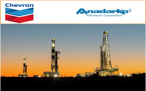 Chevron acquires Algerian oil firm - Anadarko Petroleum