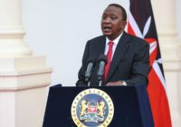 STATE OF THE NATION ADDRESS – PRESIDENT KENYATTA