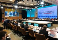 AFRICA'S FINANCE MINISTERS MEET IN WASHINGTON DC