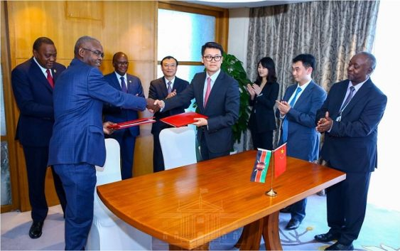 Kenya's data centre and highway gets US$666m China funding.