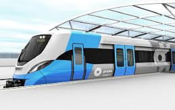 "New PRASA ""Peoples Train"" launched at the Cape Town Station"