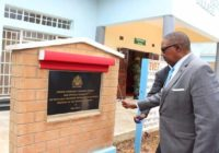 MALAWI PRESIDENT OPENS KASAMA COMMUNITY TECHNICAL COLLEGE