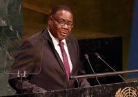 MALAWI PRESIDENT ATTENDS NSANJE-MARKA ROAD CEREMONY