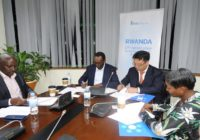 RWANDA GOVT. SIGN DEAL FOR JOB CREATION WITH CHINESE FIRM