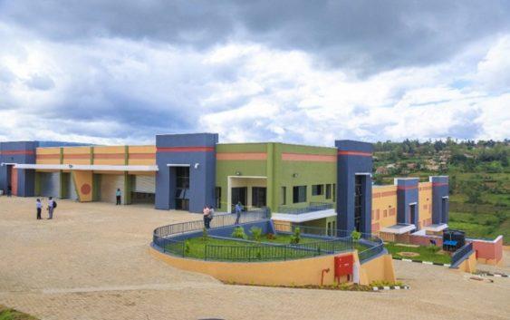 Rwanda new vaccine warehouse