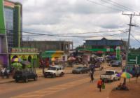 GANTA CITY GROUNDBREAKING CEREMONY FOR HALL CONSTRUCTION IN LIBERIA