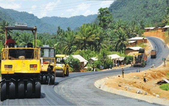 Bamenda-Babadjou Road construction to meet deadline