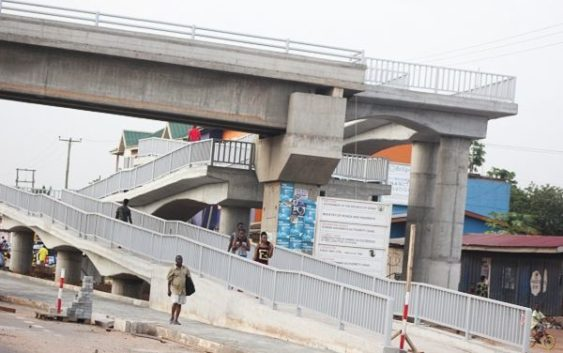 Construction of Madina-Adenta highway set for completion