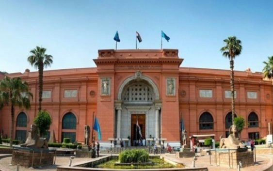 Egypt sign deal with EU for Museum