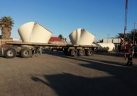 PROGRESS UPDATE ON MOHEMBO BRIDGE PROJECT – BOTSWANA