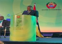 MOZAMBIQUE PRESIDENT CALLS FOR RECONSTRUCTION FUND