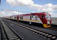 RUIRU-NAIROBI ROUTE GETS 40 COACHES FOR RAILWAY