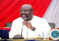PRESIDENT WEAH PROMISE NEW MARKET CONSTRUCTION