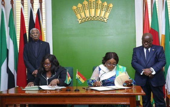 Ghana to help Guyana with oil