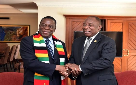 Zimbabwe to discuss new energy deal with eskom