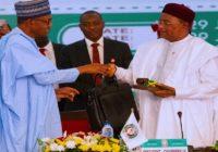 NIGER PRESIDENT NAMED NEW ECOWAS LEADER