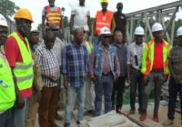 TIMBO RIVER BRIDGE CONSTRUCTION TO BE COMPLETED SOON IN LIBERIA