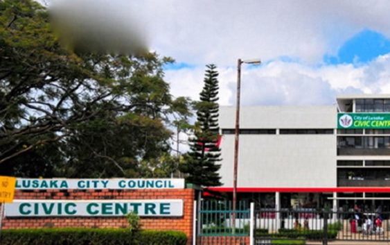 Lusaka City Council to penalise developers