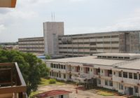 LIBERIA PRESIDENT DEDICATES NEW HEALTH FACILITY