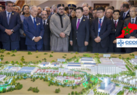 MOROCCO IS BUILDING A NEW TECH CITY