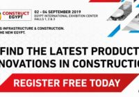 EGYPT'S LARGEST CONSTRUCTION EVENT – BIG 5 CONSTRUCT EGYPT
