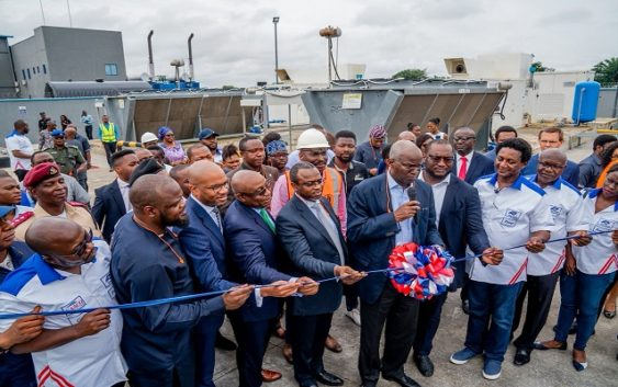 Gasco Compressed Natural Gas plant unveiled