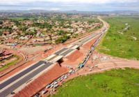 INTERCHANGE AT SENTEMA ALONG KAMPALA-NORTHERN BYPASS AT 60%