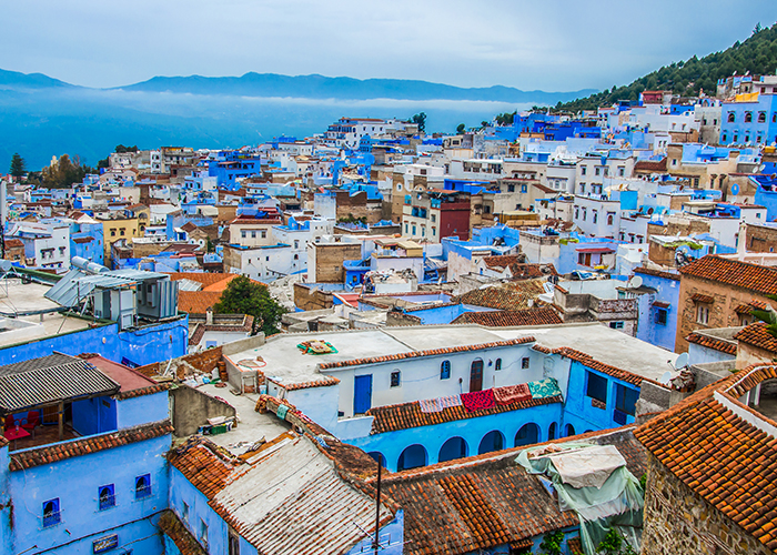 Tourist attractions in Morocco