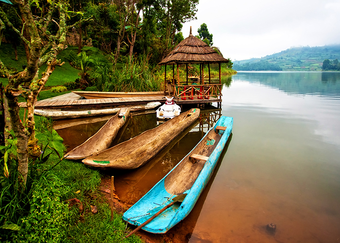 Uganda - home to the best tourist locations in africa