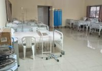 CONSTRUCTION OF BED WARDS AND DOCTOR QUARTER BEGINS IN OGUN, NIGERIA